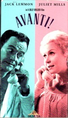Avanti! - VHS movie cover (xs thumbnail)