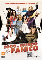 Spanish Movie - Brazilian DVD movie cover (xs thumbnail)