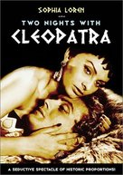 Due notti con Cleopatra - DVD cover (xs thumbnail)