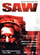 Saw - German DVD movie cover (xs thumbnail)