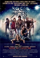 Rock of Ages - Brazilian Movie Poster (xs thumbnail)