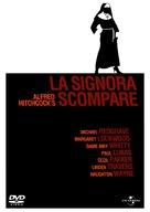 The Lady Vanishes - Italian DVD cover (xs thumbnail)