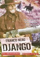 Django - Brazilian DVD movie cover (xs thumbnail)