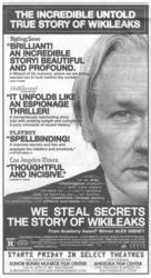 We Steal Secrets: The Story of WikiLeaks - Movie Poster (xs thumbnail)