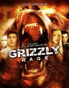 Grizzly Rage - DVD cover (xs thumbnail)