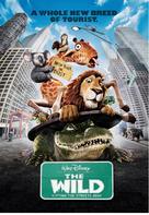 The Wild - Movie Poster (xs thumbnail)
