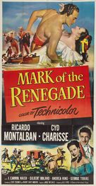 The Mark of the Renegade - Theatrical movie poster (xs thumbnail)