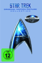 Star Trek: The Voyage Home - German DVD cover (xs thumbnail)