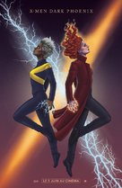 Dark Phoenix - French Movie Poster (xs thumbnail)
