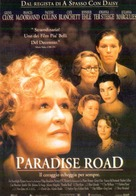 Paradise Road - Italian Movie Poster (xs thumbnail)