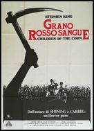 Children of the Corn - Italian Movie Poster (xs thumbnail)