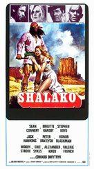 Shalako - Italian Movie Poster (xs thumbnail)