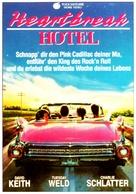 Heartbreak Hotel - German VHS cover (xs thumbnail)
