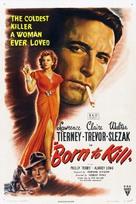 Born to Kill - Movie Poster (xs thumbnail)