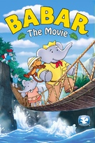Babar: The Movie - DVD cover (xs thumbnail)