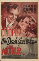 Mr. Deeds Goes to Town - Re-release movie poster (xs thumbnail)