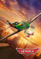 Planes - Czech Movie Poster (xs thumbnail)