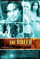 The Breed - Movie Poster (xs thumbnail)