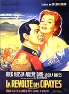 Bengal Brigade - French Movie Poster (xs thumbnail)
