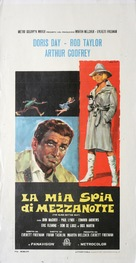 The Glass Bottom Boat - Italian Movie Poster (xs thumbnail)