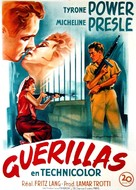 American Guerrilla in the Philippines - French Movie Poster (xs thumbnail)