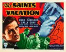 The Saint's Vacation - Movie Poster (xs thumbnail)
