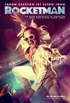 Rocketman - German Movie Poster (xs thumbnail)
