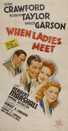 When Ladies Meet - Movie Poster (xs thumbnail)