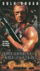 The Ultimate Weapon - VHS cover (xs thumbnail)