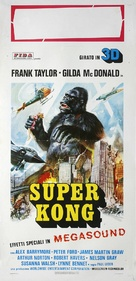 Ape - Italian Movie Poster (xs thumbnail)
