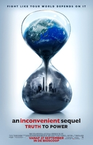 An Inconvenient Sequel: Truth to Power - Belgian Movie Poster (xs thumbnail)