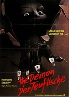 The Demon - German Movie Poster (xs thumbnail)