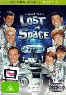 """Lost in Space"" - Australian DVD movie cover (xs thumbnail)"