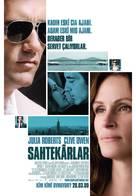 Duplicity - Turkish Movie Poster (xs thumbnail)