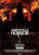The Amityville Horror - German Movie Poster (xs thumbnail)