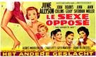 The Opposite Sex - Belgian Movie Poster (xs thumbnail)