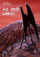 Les maîtres du temps - Hungarian Movie Cover (xs thumbnail)