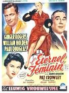 Forever Female - Belgian Movie Poster (xs thumbnail)