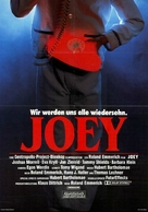 Joey - German Movie Poster (xs thumbnail)
