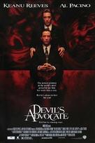 The Devil's Advocate - Movie Poster (xs thumbnail)