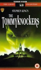 """The Tommyknockers"" - British VHS cover (xs thumbnail)"
