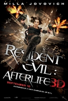 Resident Evil: Afterlife - Movie Poster (xs thumbnail)
