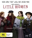 Little Women - Australian Blu-Ray movie cover (xs thumbnail)