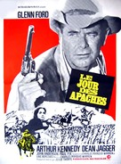 Day of the Evil Gun - French Movie Poster (xs thumbnail)