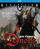 Les démons - Blu-Ray cover (xs thumbnail)