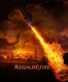 Reign of Fire - Movie Poster (xs thumbnail)