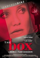 The Box - Italian Movie Poster (xs thumbnail)