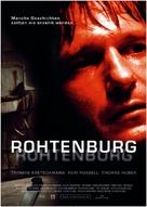 Rohtenburg - German Movie Poster (xs thumbnail)