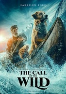The Call of the Wild - Dutch Movie Poster (xs thumbnail)