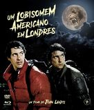 An American Werewolf in London - Brazilian Movie Cover (xs thumbnail)